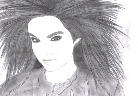 Bill Kaulitz by zuzia483